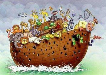 Misères de Noé - Page 10 Humour-arche-noe-parasite